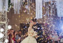 Alvian + Vicka Wedding by Wedding Factory
