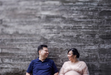Hendry + Priscylia Maternity by Wedding Factory