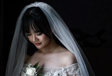 Dong Hwan + Stephani by Wedding Factory