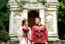 Jemi + Meriyana Wedding by Wedding Factory