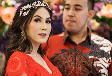 Jonathan + Prawinda Engagement by Wedding Factory