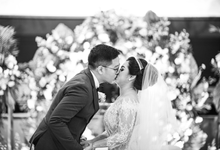 Jeffri + Brenda Wedding by Wedding Factory