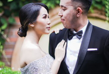 Jonathan + Prawinda Prewedding by Wedding Factory