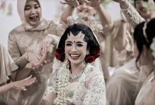 Arvianno + Karina Wedding by Wedding Factory