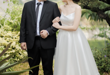 Andre + Roosy Wedding by Wedding Factory