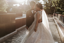 Andre + Sarah Wedding by Wedding Factory
