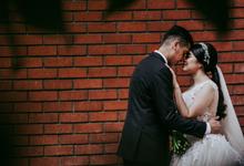 Dennis + Metta Wedding by Wedding Factory