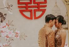 Ronald + Silvia Sangjit by Wedding Factory