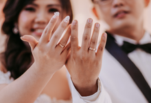 Hansfry + Siska Wedding by Wedding Factory