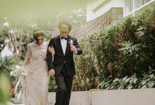 Yo Ikeno + Ratih Wedding by Wedding Factory