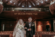 Reynaldo + Sevy Wedding by Wedding Factory