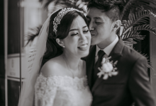 Andry + Grace Wedding by Wedding Factory