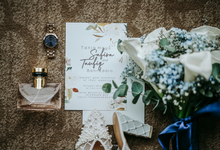 Taufiq + Safira Wedding by Wedding Factory