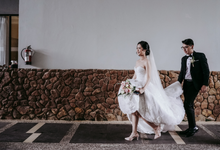Christofer + Wennie Wedding by Wedding Factory