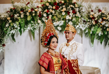 Anjas + Nendy Wedding by Wedding Factory