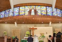 Septrio + Fransiska Wedding by Wedding Factory