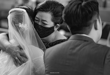 Hendra + Hana Wedding by Wedding Factory