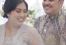 Andintia + Taufan Engagement by Wedding Factory