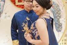 Agus + Valenciana Sangjit by Wedding Factory