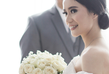 Andre + Nathania Wedding by Wedding Factory