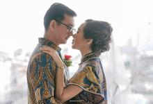 Frendi + Ermin Wedding by Wedding Factory
