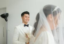 Glendy + Agnes Wedding by Wedding Factory