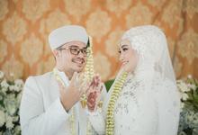 Karin + Hafizh Wedding by Wedding Factory