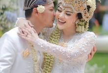 Tasya + Fikar Wedding by Wedding Factory