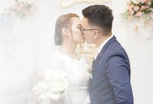 Dennis + Claudia Wedding by Wedding Factory