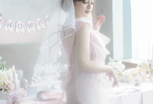 Citra Monica Bridal Shower by Wedding Factory