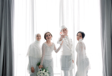 Ifanseventeen + Citra Wedding by Wedding Factory