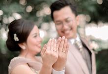 Ayu + Sando Wedding by Wedding Factory