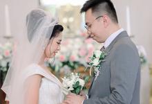 Danny + Yoana Wedding by Wedding Factory
