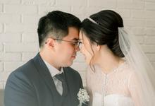 Dharma + Adeline Wedding by Wedding Factory