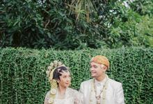 Aryo + Puteri Wedding by Wedding Factory