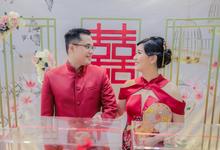 Mulyawan + Noviandita Sangjit by Wedding Factory