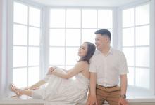 Viken + Anastasia Prewedding by Wedding Factory