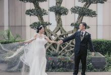 Hendro + Aristy Wedding by Wedding Factory