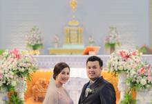 Regi + Ria Wedding Day 1 by Wedding Factory