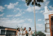 Wedding Day by Daniel S - Anthony & Amelia by Miracle Photography
