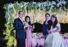 Wedding Organizer and Decoration at Ayana by Bali Wedding Planner