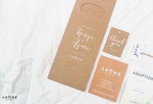 Wedding Souvenir for Kenzi and Azmi by ABANE Succulent