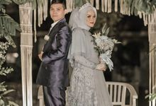 Wedding of Khayra & Satria by Contrast Wedding Organizer