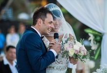 The Wedding Of Mattia & Stefani by Lumiere Photography