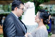 The Wedding of Maya & Dimas by Aleshapic