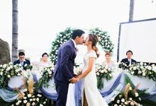 Daniel & Emi Wedding by Bali Becik Wedding