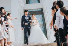 The Wedding of L & K by fotolatte