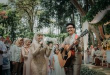 Wedding of Lala & Ridho by Badenicca