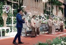 The Wedding of Rifqi & Nadira by Desmond Amos Entertainment