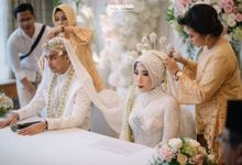 The Wedding Of Tomo &  Ayu by Finest Organizer